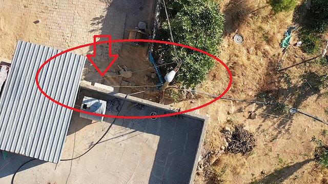 Siirt'te kaçak elektrik kullananları drone yakaladı: Yasal işlem başlatıldı
