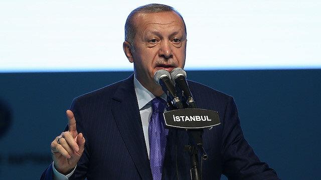 Cumhurbaşkanı Erdoğan Mevlid-i Nebi programında konuştu