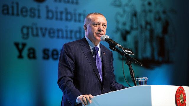 Cumhurbaşkanı Erdoğan: Resûlü Ekremin hayatı dünya ve ahiret saadetinin pusulasıdır