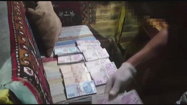İstanbulda sahte para operasyonu: Gerçeğinden ayırt etmek çok zor