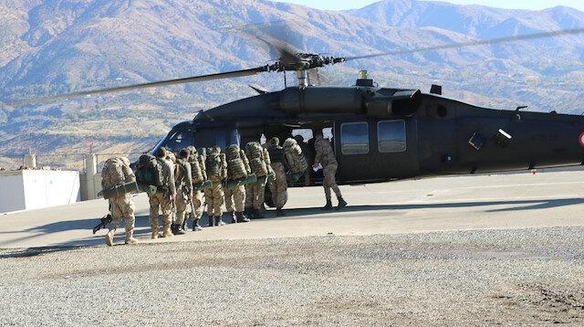 3 ilde PKK'ya yönelik 'Kıran-5' operasyonu başlatıldı: 179 tim katılıyor