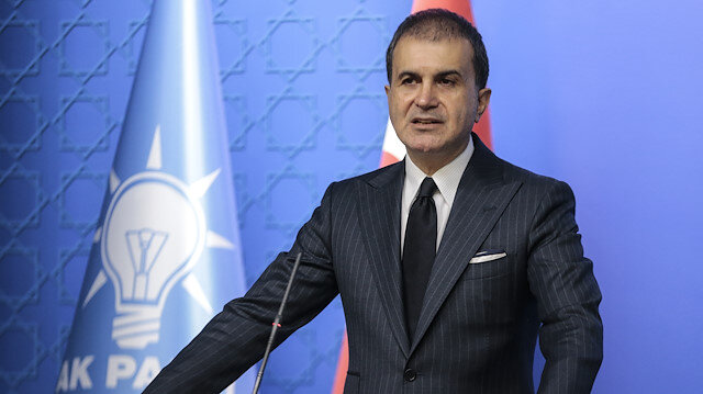 AK Parti Sözcüsü Çelik: Terör örgütü Suriye halkına ait kaynaklara el koydu