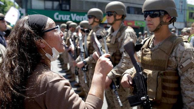 Şili'deki gösteriler durulmuyor: 23 kişi hayatını kaybetti