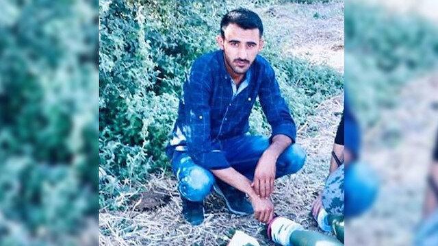 Türk zırhlısına çıkmaya çalışırken düşen kişi terörist çıktı