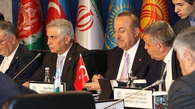 Dışişleri Bakanı Çavuşoğlu EİT Dönem Başkanı seçildi: 2025 projesi bizim için çok değerli