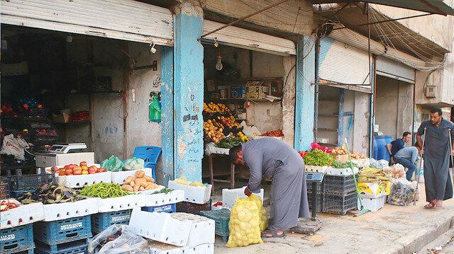 Tel Abyad canlandı