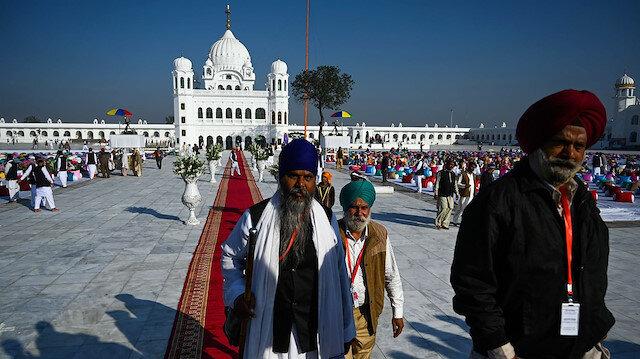 Sih tapınakları Müslümanlara emanet