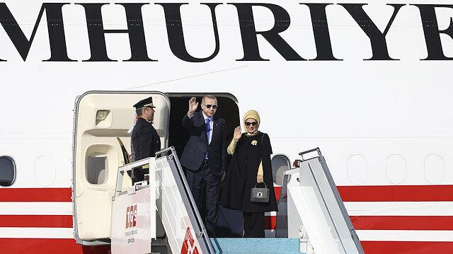 Erdoğan'ın ABD ajandasında neler var?