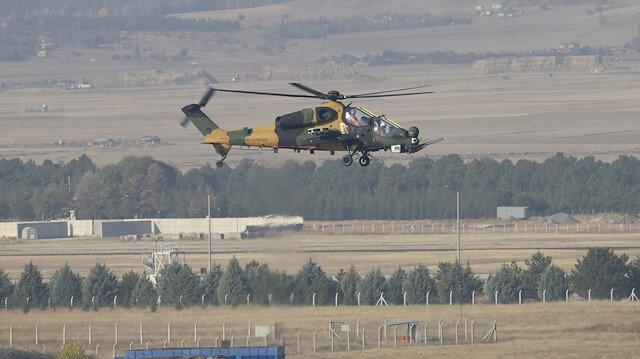 Güçlenen Atak helikopterinden ilk uçuş: Atak Faz-2'nin 2020 ortasından itibaren teslim edilmesi hedefleniyor