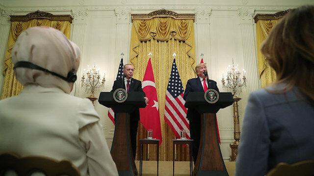Cumhurbaşkanı Erdoğan ve Trump'ın beden dili ne anlattı?