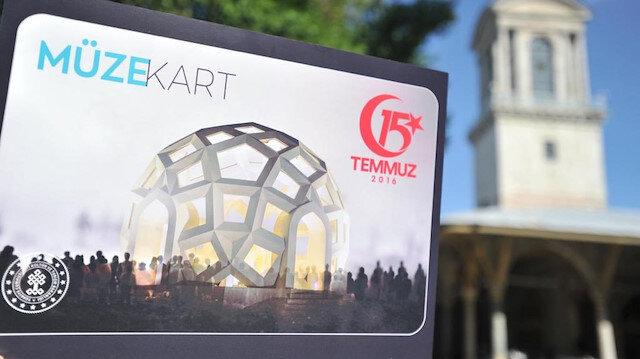 Kültür ve Turizm Bakanı Mehmet Nuri Ersoy: Artık Müzekart ile Milli Saraylar da ziyaret edilebilecek