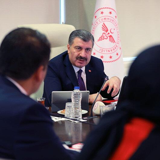 Sağlık Bakanı Kocadan LÖSANTE ve LÖSEV ile ilgili açıklama