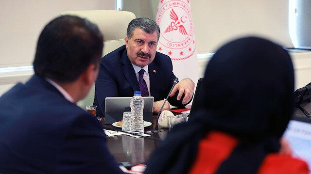 Sağlık Bakanı Koca'dan LÖSANTE ve LÖSEV ile ilgili açıklama