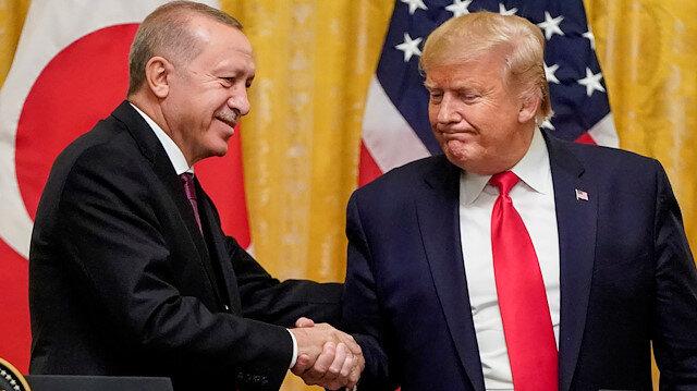 Cumhurbaşkanı Erdoğan: Mektupları Trump'a aynen takdim ettim