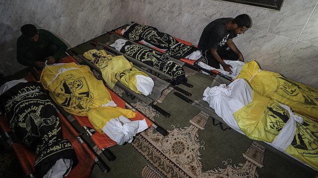 Bina boş diye düşündük: İsrail ordusu aynı aileden 8 kişiyi öldürdüklerini itiraf etti