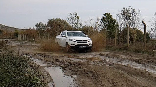SsangYong Musso Grand inceleme ve test