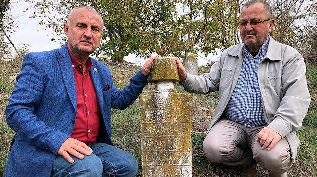 Bu köyün her yerinden tarihi mezar fışkırıyor: Dünyada ilk yoğurt ve mandıranın yapıldığı tarihi bir yer