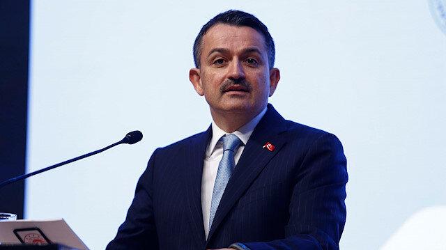 Bakan Pakdemirli: Türkiye tarımını, hep birlikte dünya markası yapacağız