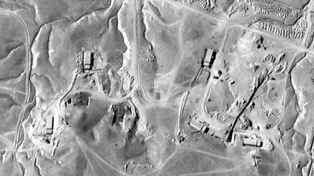 İran Suriye'de gizli askeri üs kuruyor