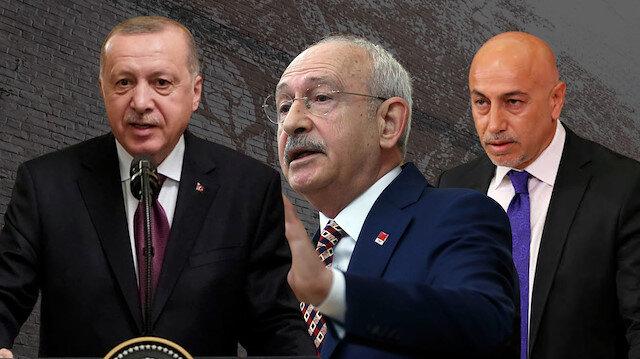 Siyasette PYD terör örgütü polemiği