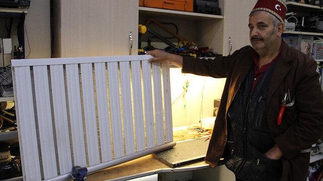 Dadaş kaşiften tasarruf peteği: Eviniz 7.5 liraya ısınacak