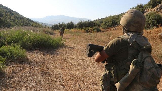 İçişleri Bakanlığı: Afrin'de şehitlerin cenazesini kaçıran PKK'lı terörist yakalandı