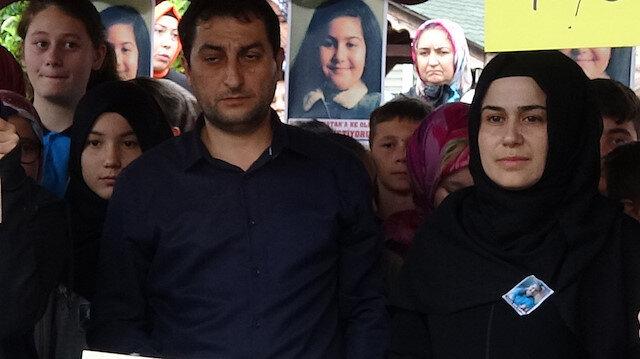 Rabia Naz'ın annesi Atika Vatan'dan DNA örneği alındı