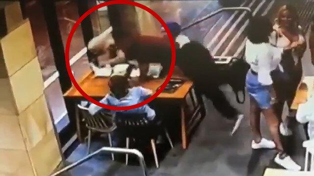 Avustralya'da başörtüsü düşmanı adam hamile kadına vahşice saldırdı