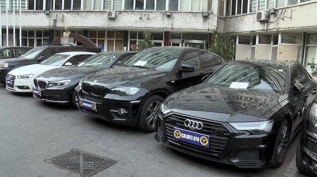 İstanbul'da 6 kişilik lüks araç çetesi çökertildi: Siparişle otomobil çaldırıyorlarmış