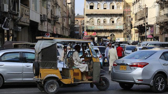 Yoldaki tuhaflık - Pakistan