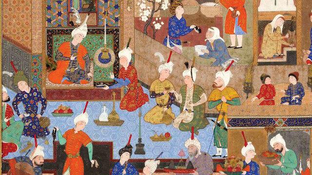 Fuzûlî'nin Türkçe divân dibâcesinden