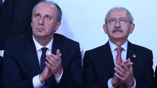 """""""Beştepe'deki CHP'li iddiası"""" yalanlanan Kılıçdaroğlu, daha önce de İnce'yi 'derin devletin adamı' ilan etmişti"""