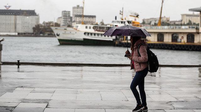 İstanbullular dikkat! Meteoroloji'nin uyarılarına bakmadan çıkmayın