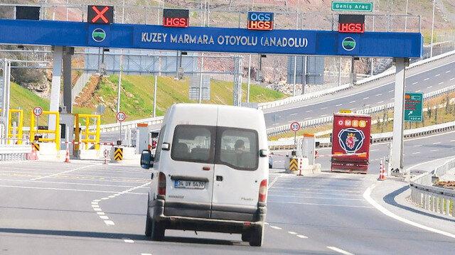 Kuzey Marmara 2020'de tamam