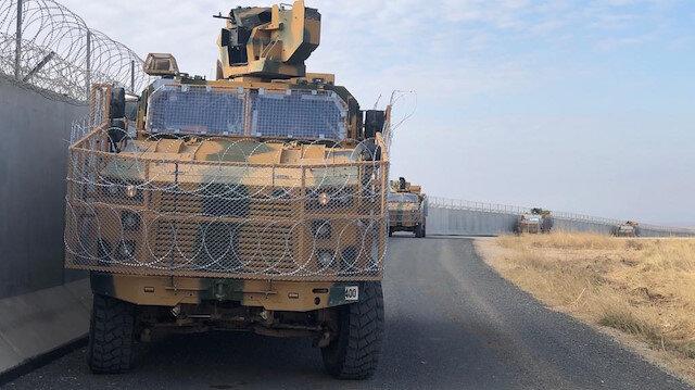 MSB: Türk ve Rus askeri unsurlarınca onbirinci ortak kara devriyesi icra edildi