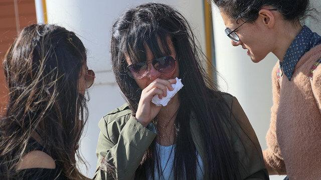 Yüzü asitle yakılan Berfin Özek ilk kez mahkemede: Yaşadığım şeyler kolay değildi