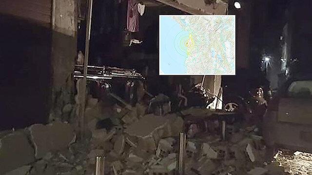 Beşik gibi sallanan Arnavutluk'ta tsunami uyarısı yapıldı: Ülke 6.4 ve 5.4 büyüklüğünde depremlerle sarsıldı