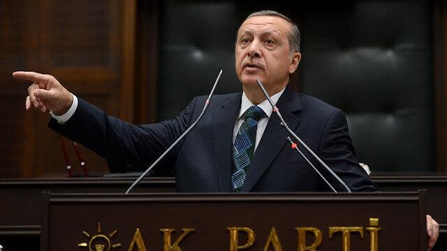 Cumhurbaşkanı Erdoğan: Filmlere taş çıkartacak senaryo