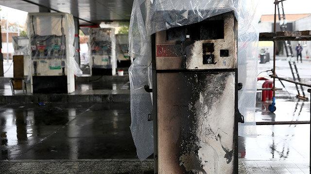 İran'da benzin zammıyla başlayan gösteriler: Günlük benzin tüketimi yaklaşık 20 milyon litre azaldı