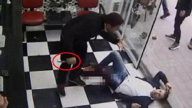 Beykoz'da tartıştığı kişiyi defalarca bıçaklayan değnekçi bu kez de iki kardeşi bıçakladı