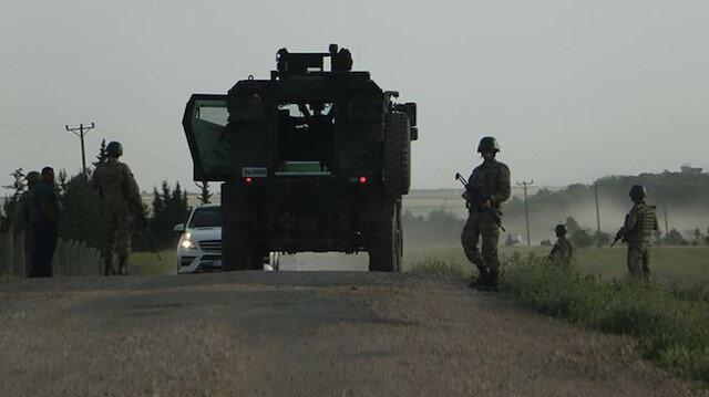 Akçakale'deki hudut karakoluna havan saldırısı: 2 askerimiz şehit oldu