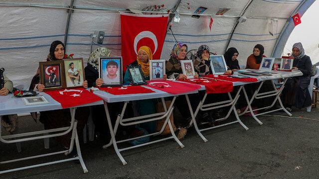 Diyarbakır annelerinin evlat nöbeti 88'inci gününde: Bir çocuğumu kaçırdılar, bir çocuğumu da şehit ettiler