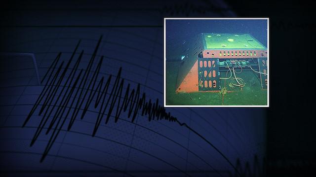 Depremler için yeni adım: Su altında tespit edilecek