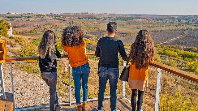 Turizmde sevindiren gelişme: Gelen turist sayısı yüzde 14 arttı