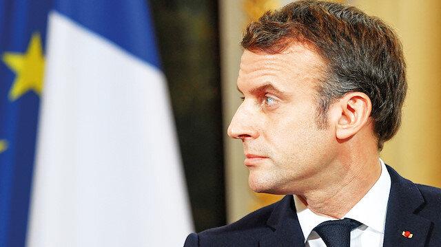 Macron'un beyin ölümü