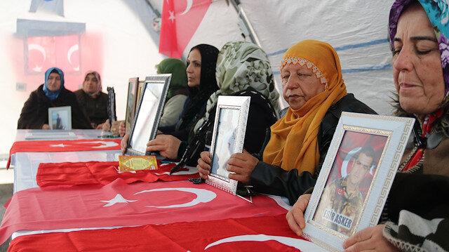 Diyarbakır annelerinin evlat nöbeti 89'uncu gününde: PKK bir paçavradır