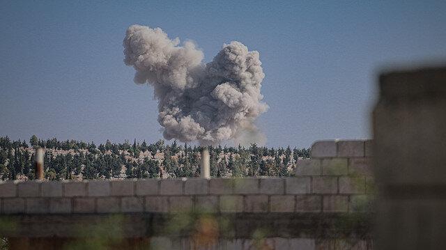 İdlib'de rejim ve Rusya'nın saldırıları sürüyor: 2 sivil öldü