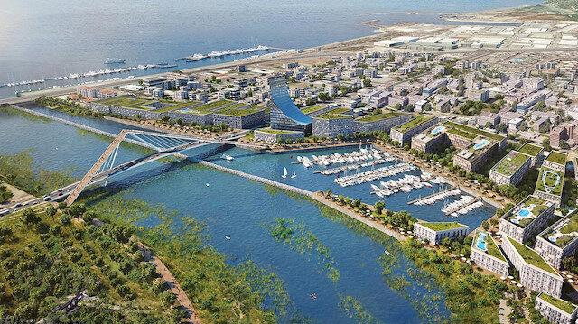 Kanal İstanbul tarihi değiştirir