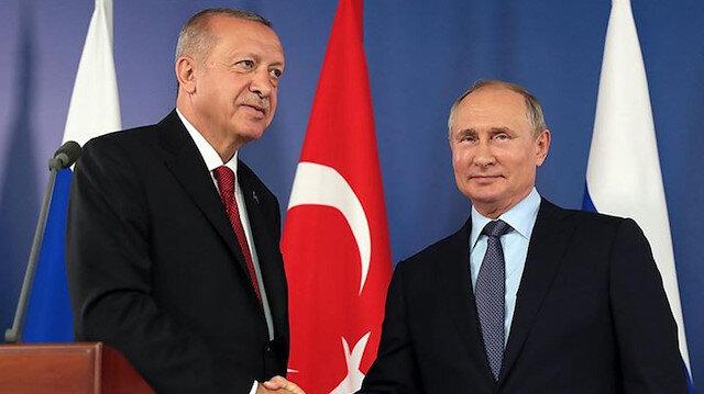 Cumhurbaşkanı Erdoğan ile Putin 8 Ocak'ta İstanbul'da bir araya gelecek: Dev proje açılabilir