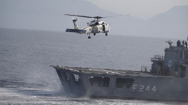 ABD ve Fransız gemileri Yunanistan'a destek için mi geliyor?